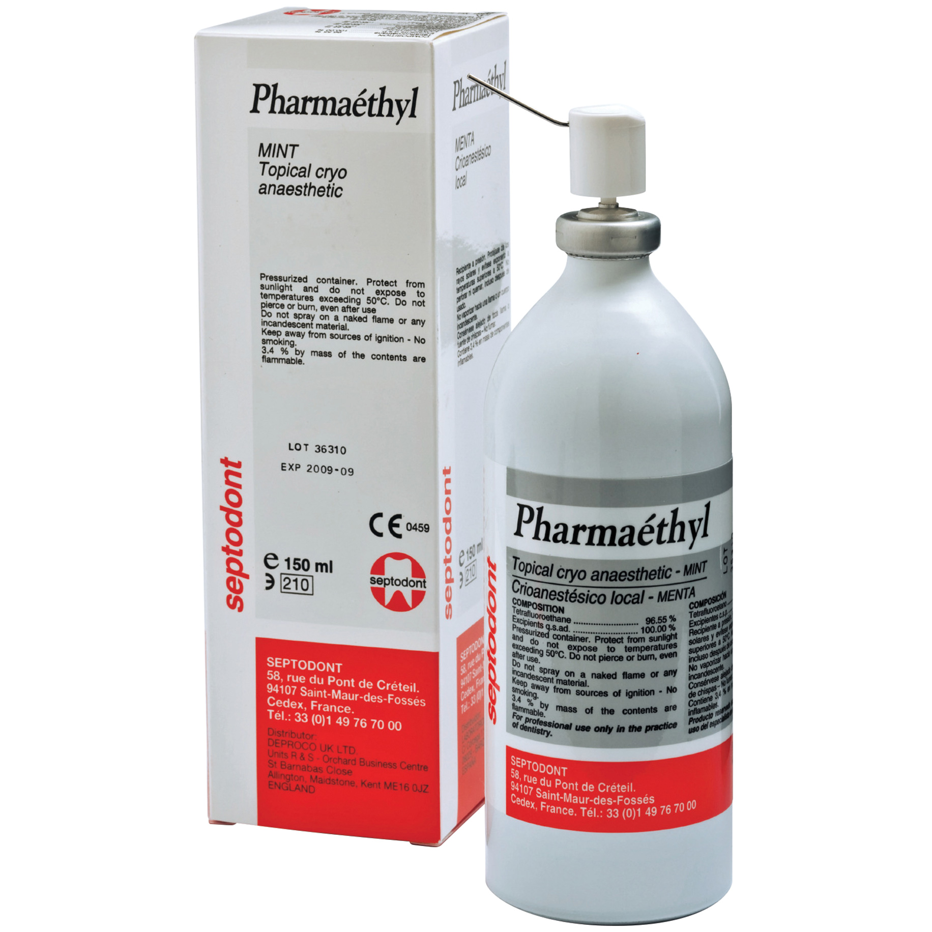 Pharmaethyl Spray