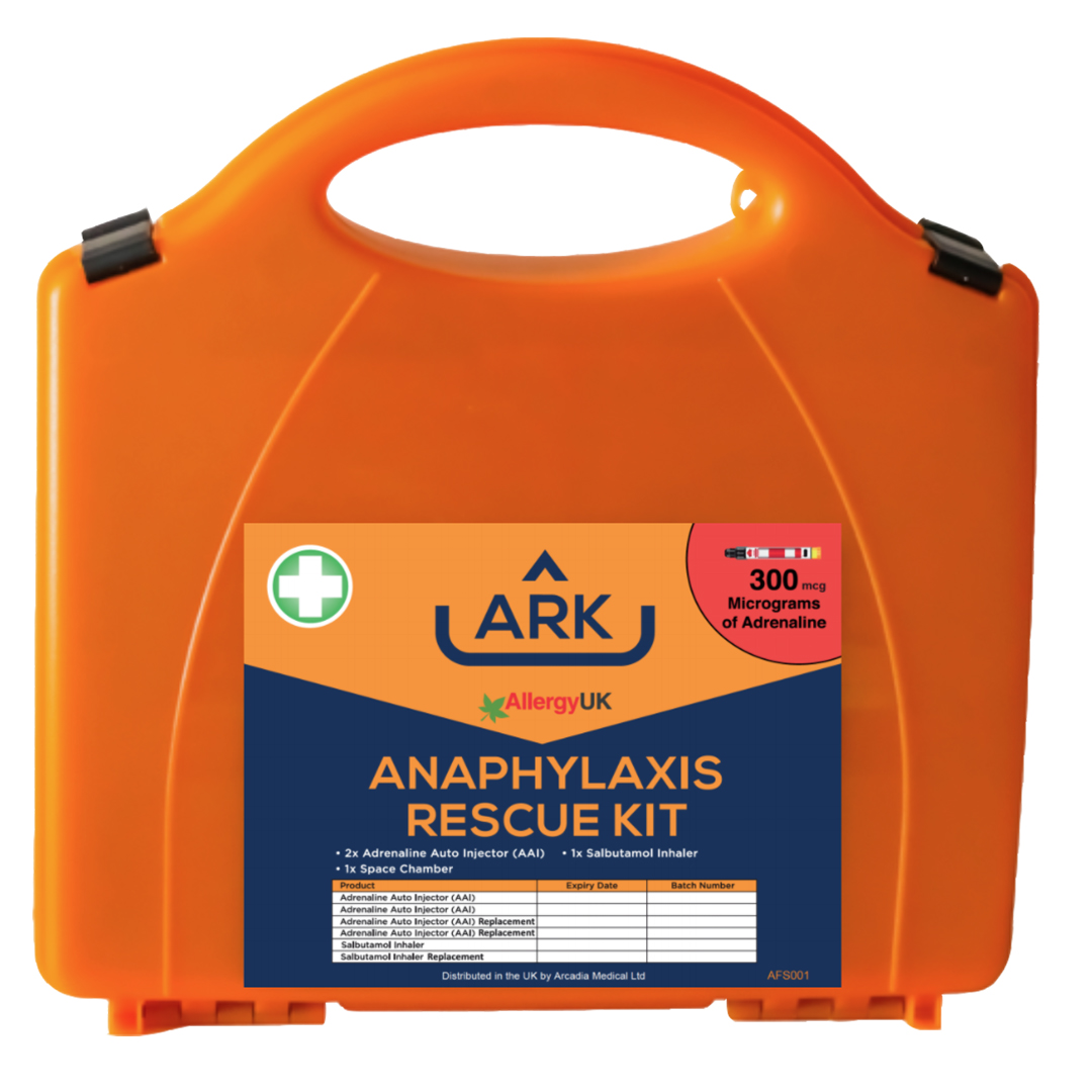 Anaphylaxis Rescue Kit, 300mcg Adult