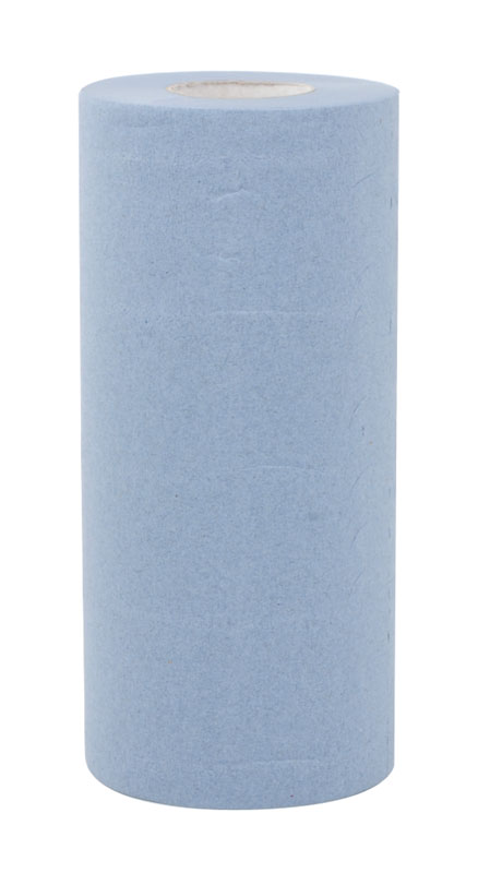 "Couch Rolls (10"") – 2 ply, Blue 40m"
