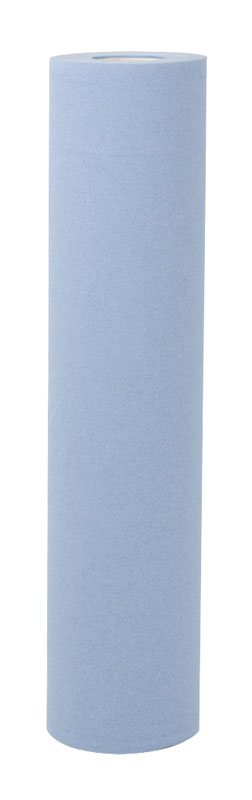 "Couch Roll (20"") – 2 ply, Blue 40m"
