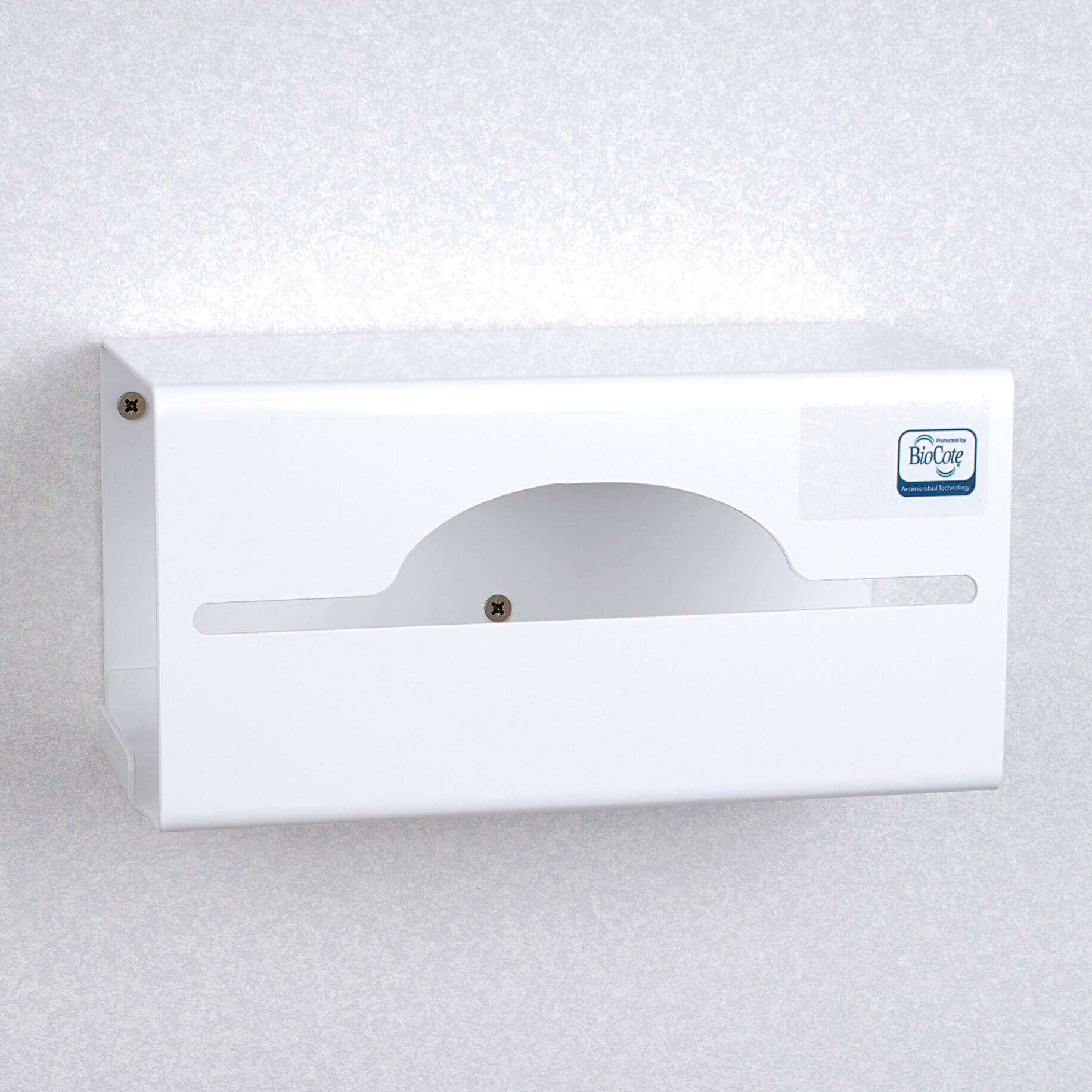 "Disposable 10"" Std Roll Bib Dispenser"