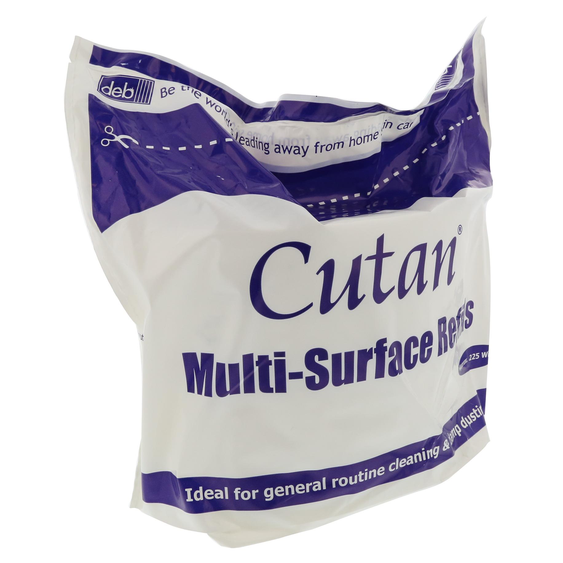 Cutan Multi-Surface Wipes Refill Pack 225