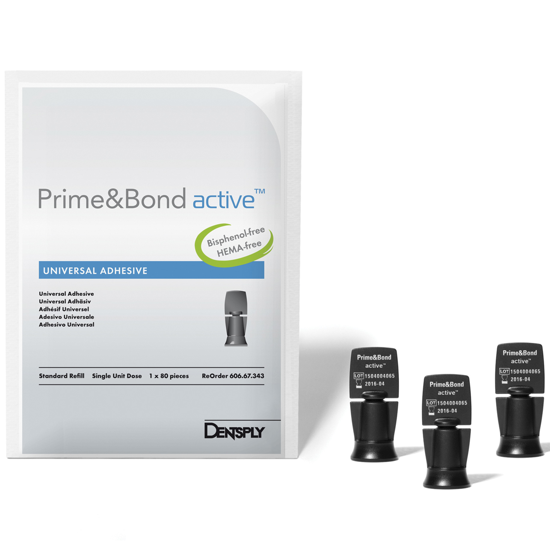 Prime&Bond active Unit Dose Refill Pack