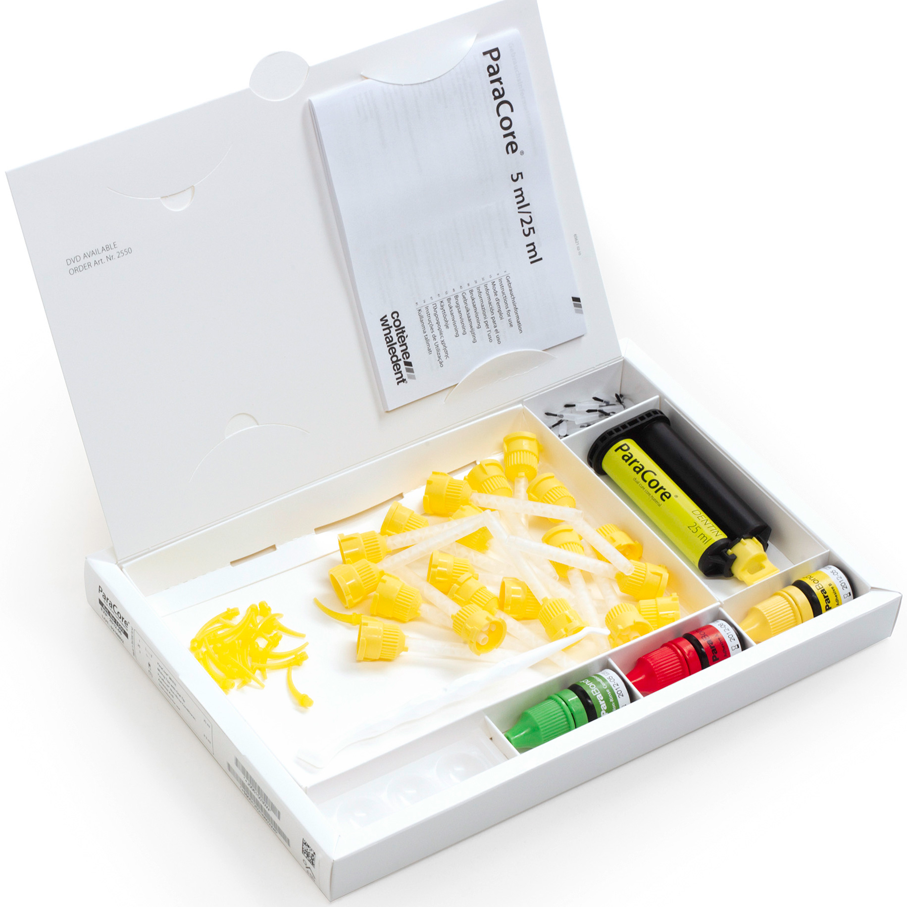 ParaCore Automix Dentin Intro Kit