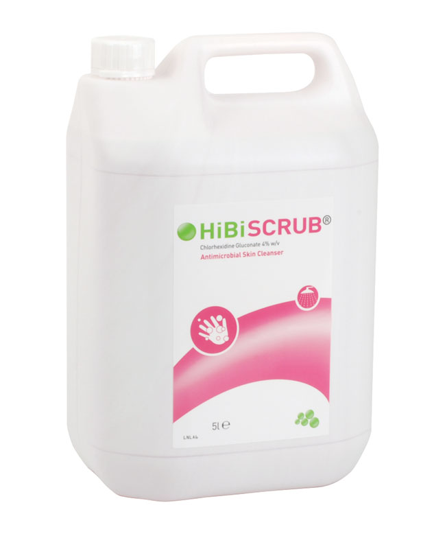 Hibiscrub 5L