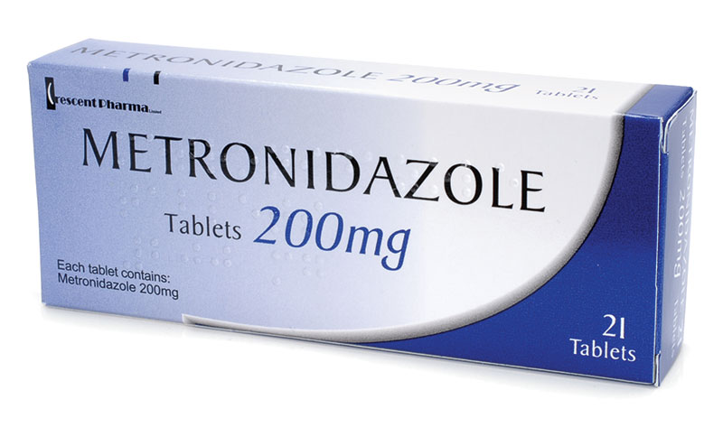 Metronidazole PP Tablets - 200mg
