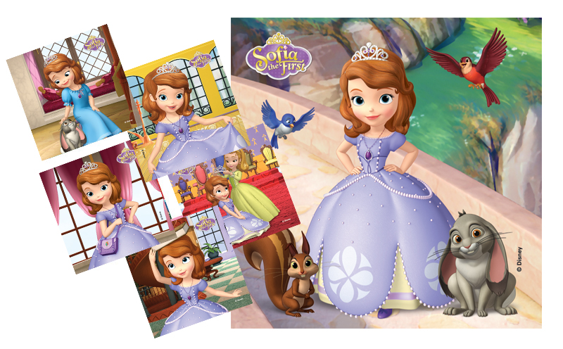 Stickers - Sofia The First