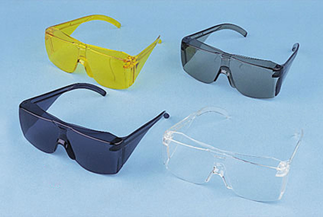 Protective Glasses Clear and Side Shields