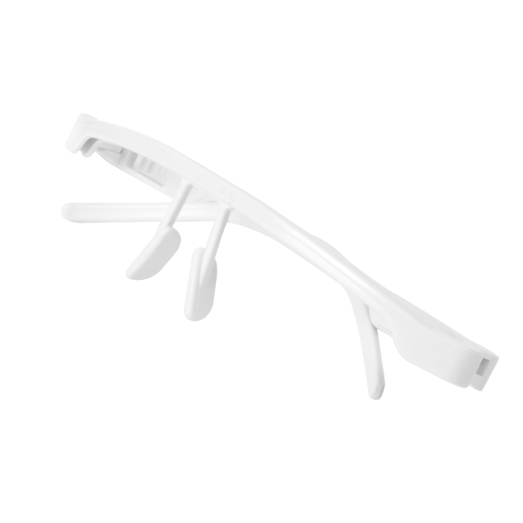 UnoTect Plus - Lenses White Frame