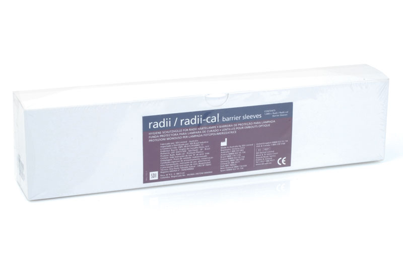Radii-Cal Barrier Sleeves