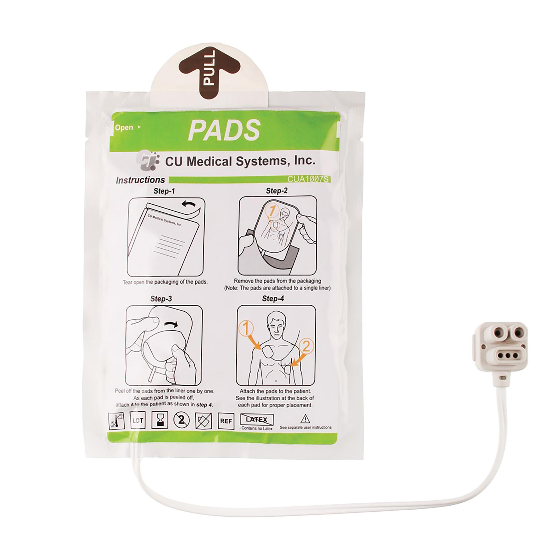 SP1 Ipad Defibrillator Pads