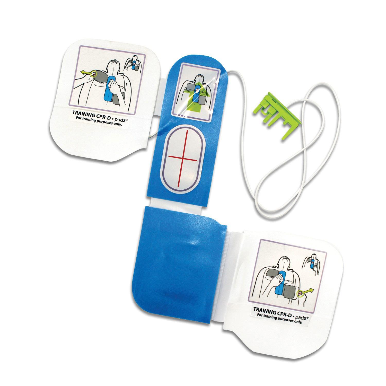 AED Plus CPR-D-padz