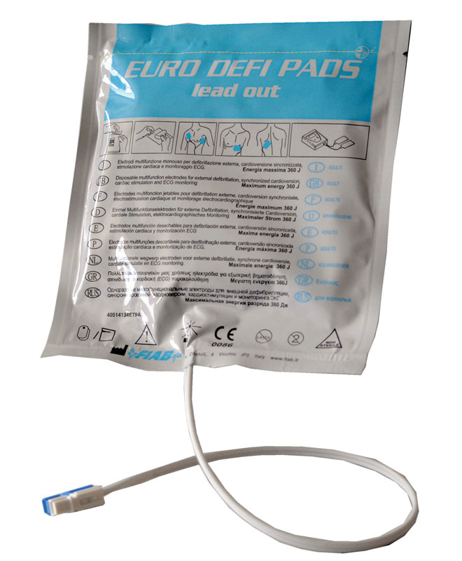 Disposable AED Adult Pads - Rescue SAM